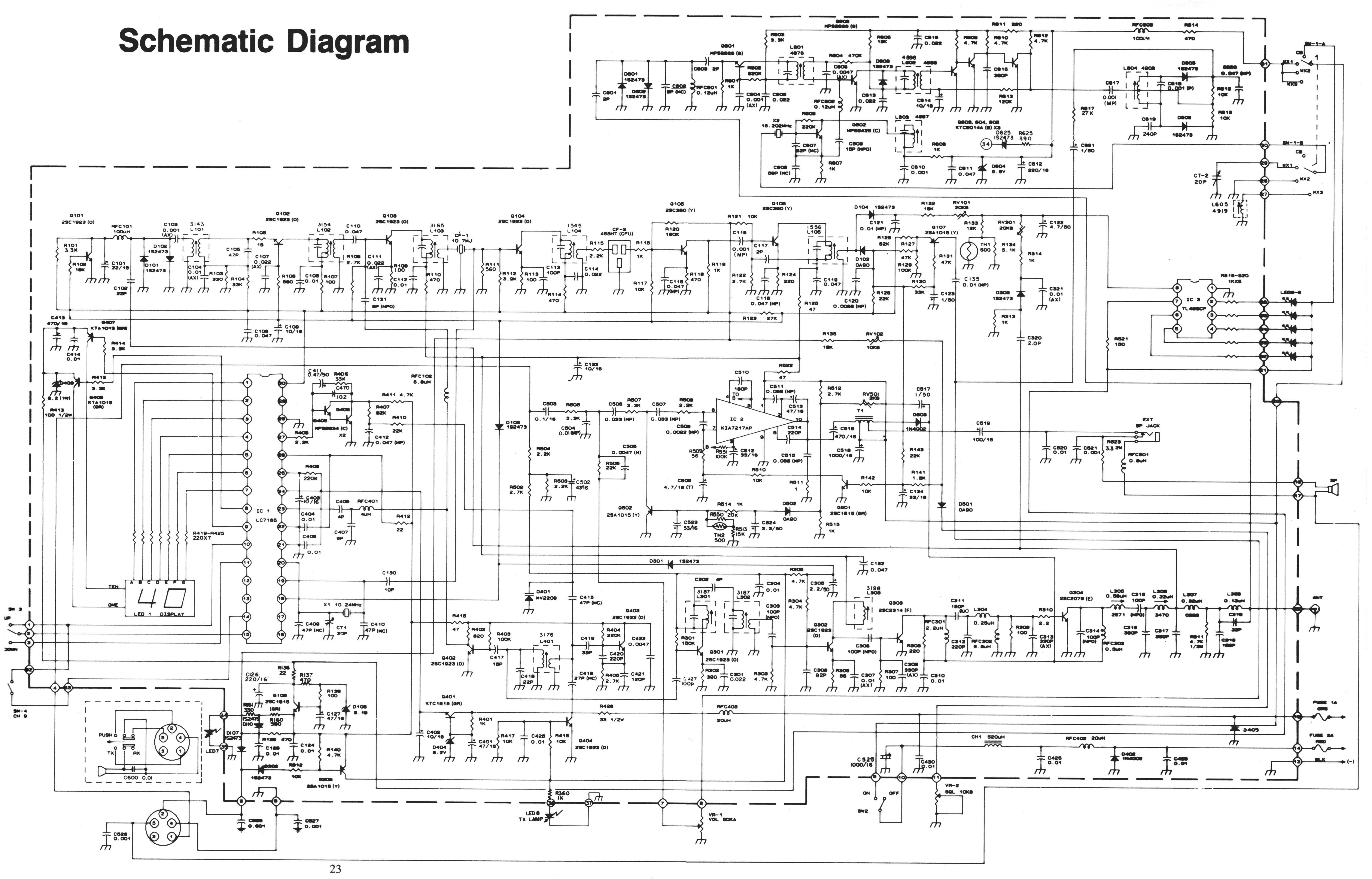 co_18_rv_sm_pg23_sch  Wire To Trailer Wiring Diagram on wilson trailer parts diagram, 4 wire trailer brake, 3 wire circuit diagram, 4 wire electrical diagram, 4 wire trailer lighting, 4 wire trailer hitch diagram,
