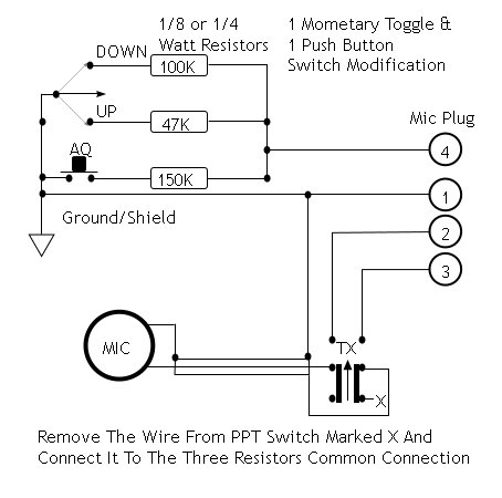 modified_mic_wiring  Pin Cb Wiring Diagram on